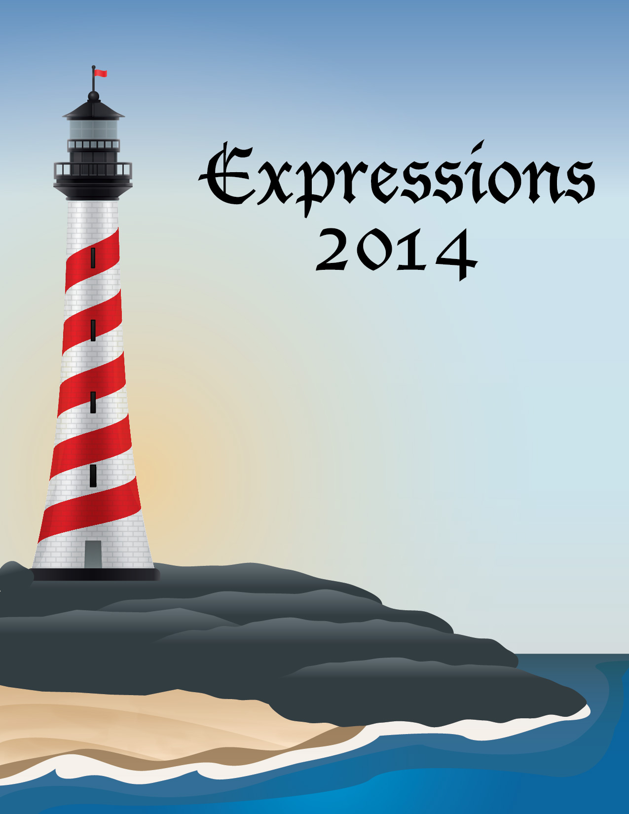 Lighthouse Illustration